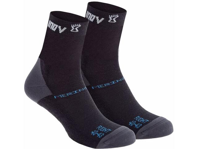 inov-8 Merino High Socks black